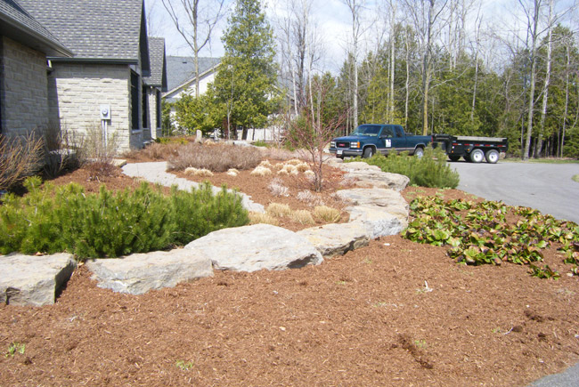 landscaping stones